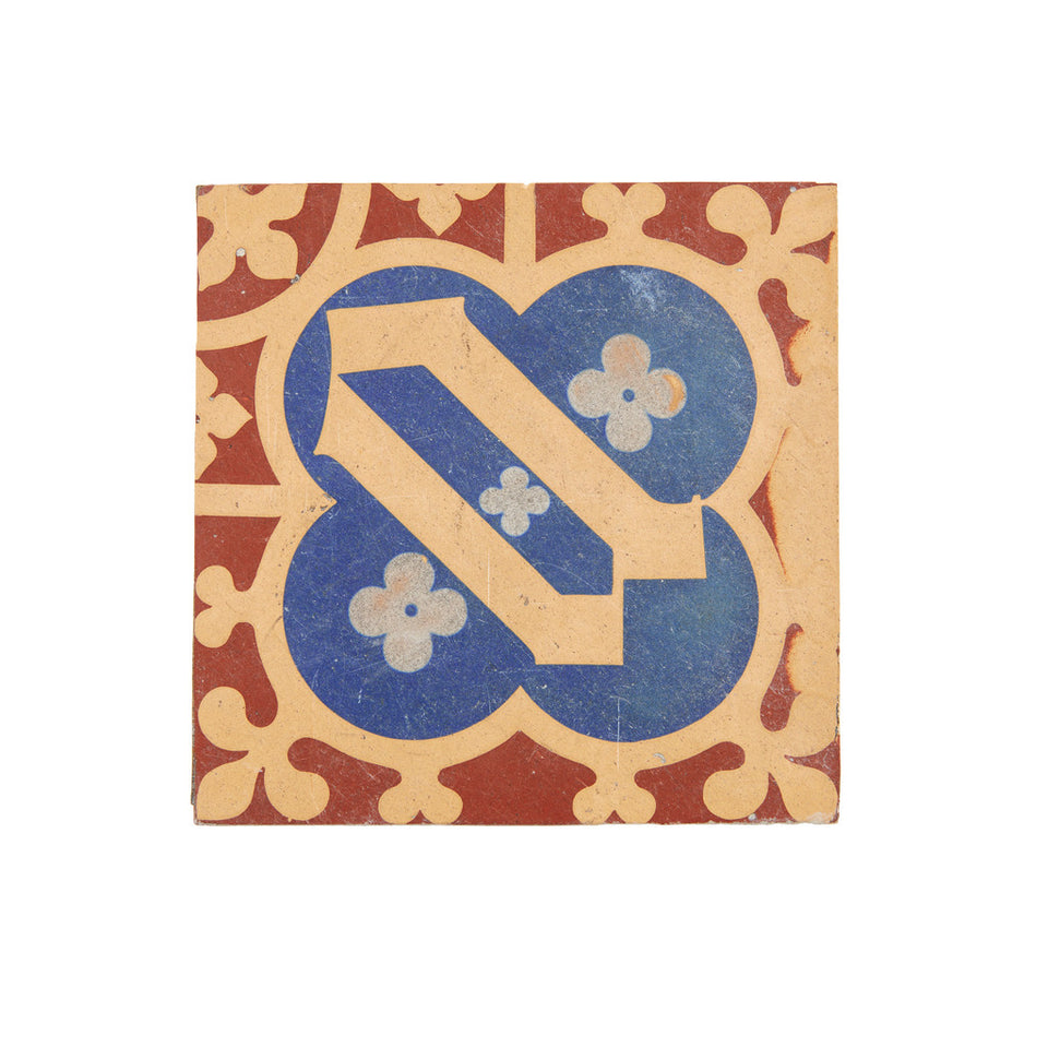 High Grade Palace of Westminster Encaustic Tile