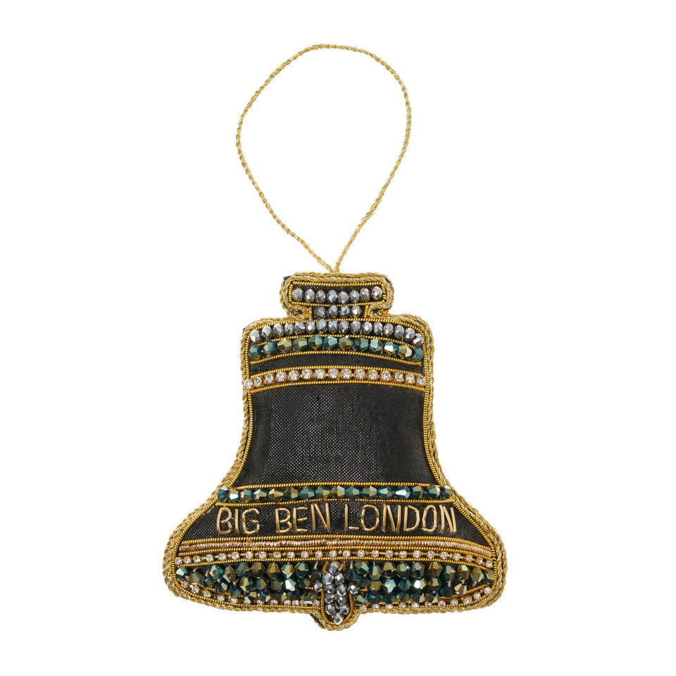 Big Ben Bell Tree Ornament featured image