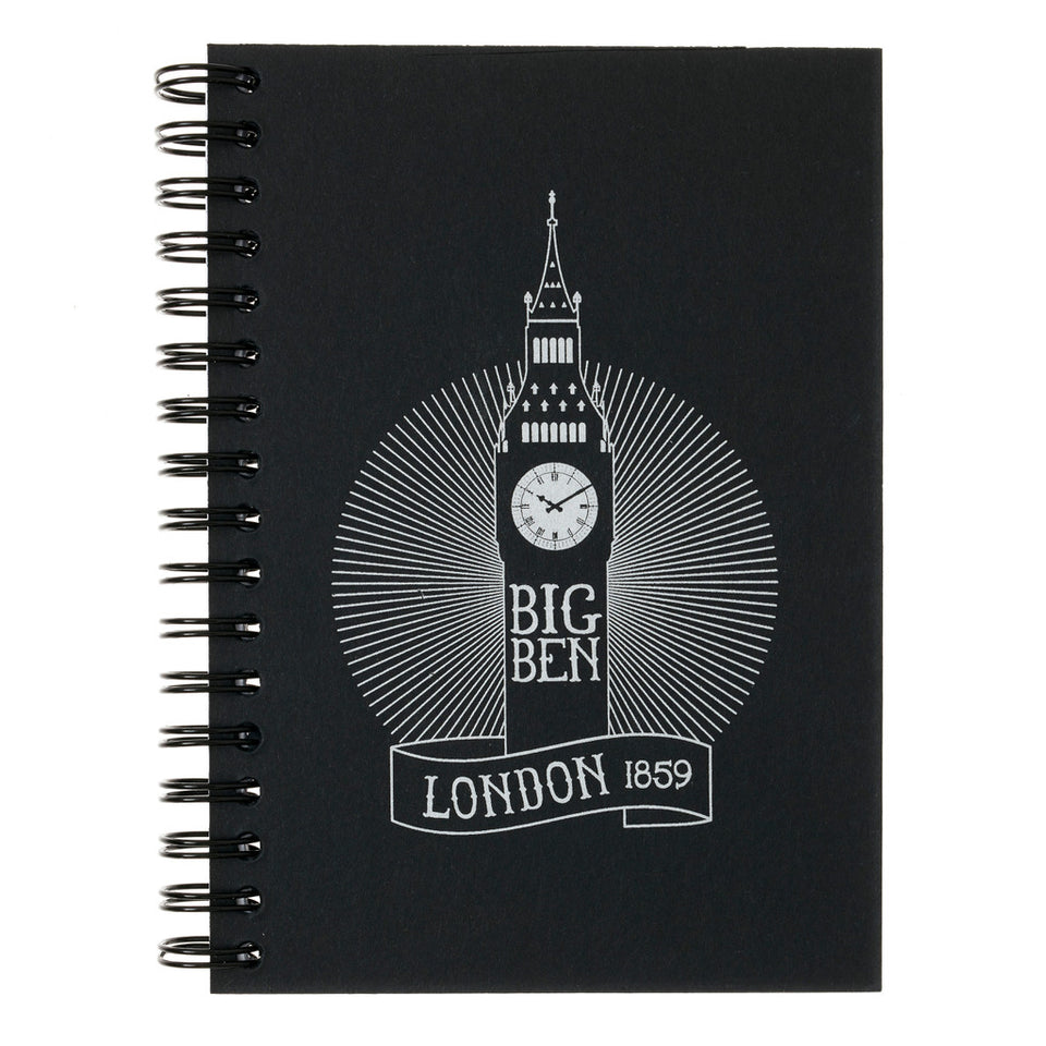 Pocket-sized Big Ben Notebook featured image