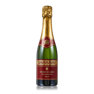 House of Lords Brut Tradition Champagne - 37.5cl