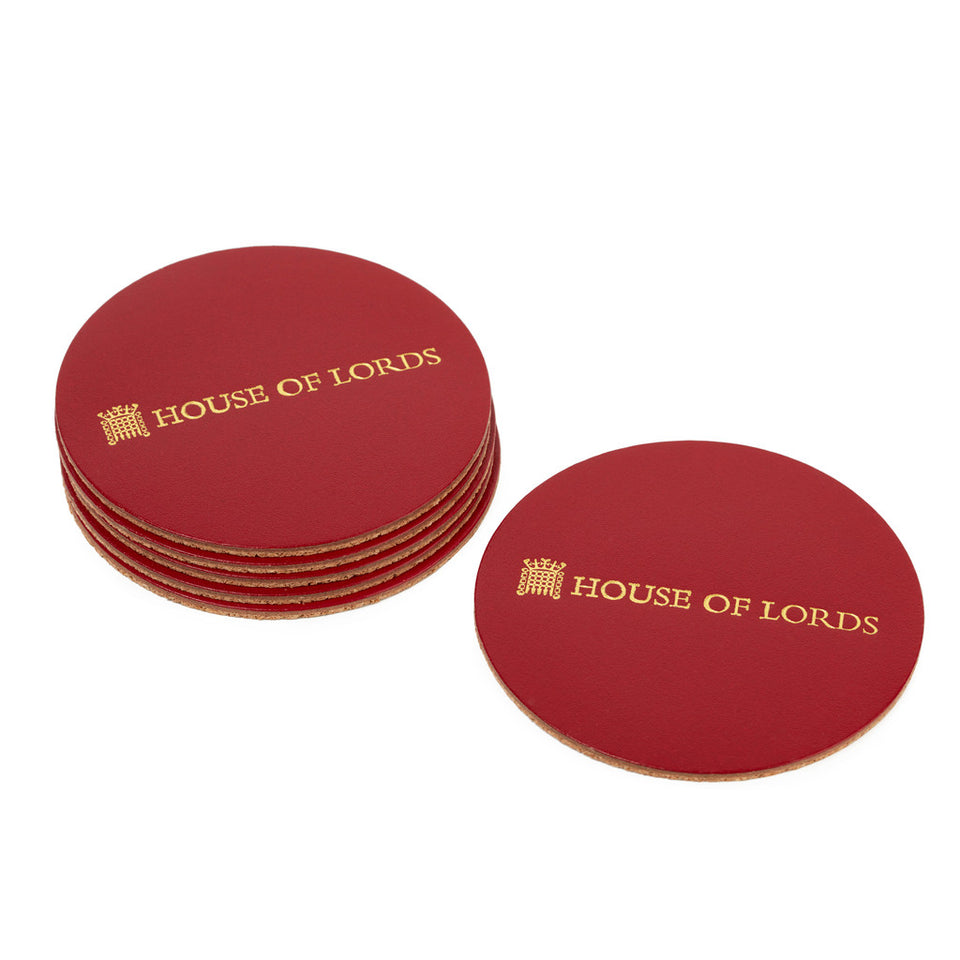 House of Lords Coaster Set featured image