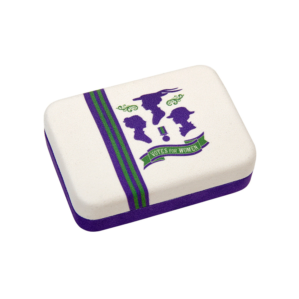 Votes for Women Trinket Box