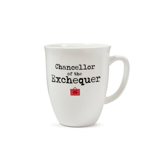 Chancellor of the Exchequer Mug