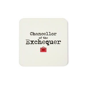 Chancellor of the Exchequer Coaster