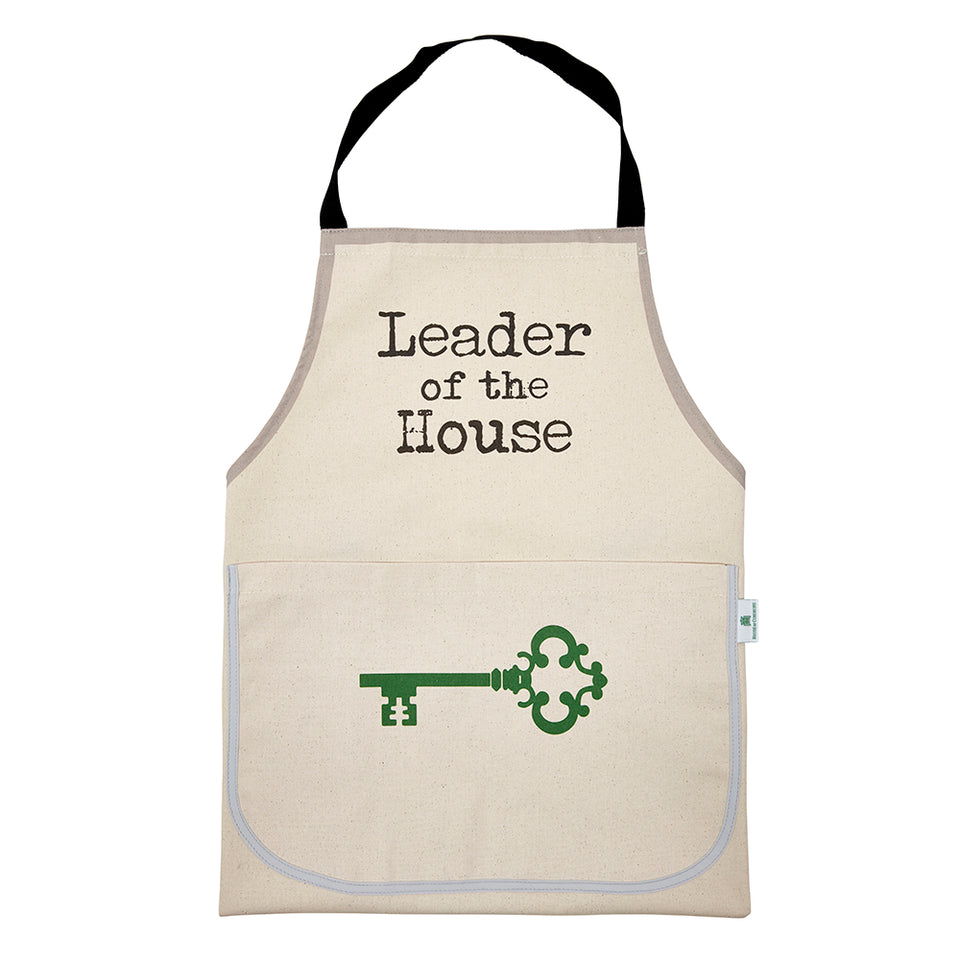 Leader of the House Apron featured image