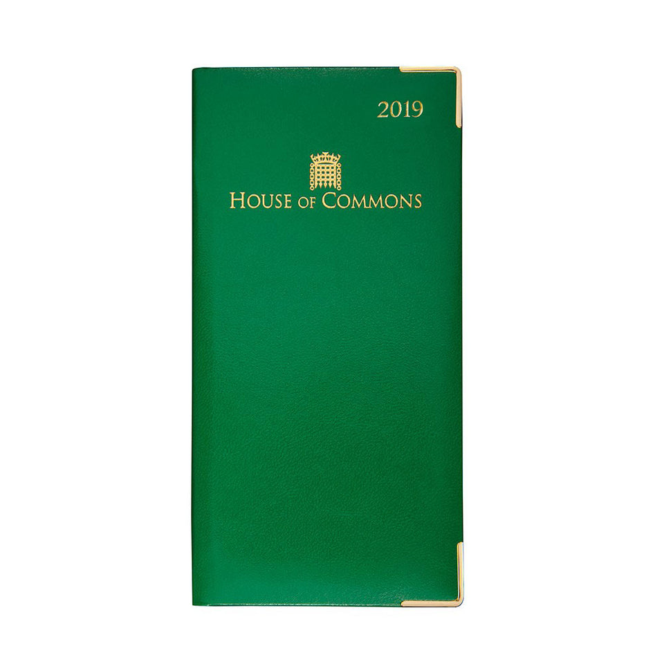 2019 House of Commons Diary