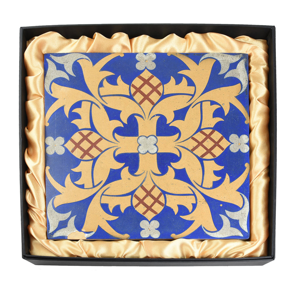 Special Edition Extra Large Palace of Westminster Encaustic Tile featured image