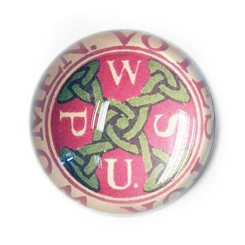 Votes for Women WSPU Paperweight featured image