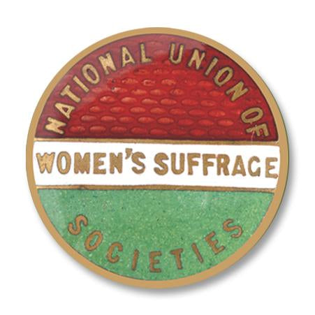 Votes for Women NUWSS Coaster featured image