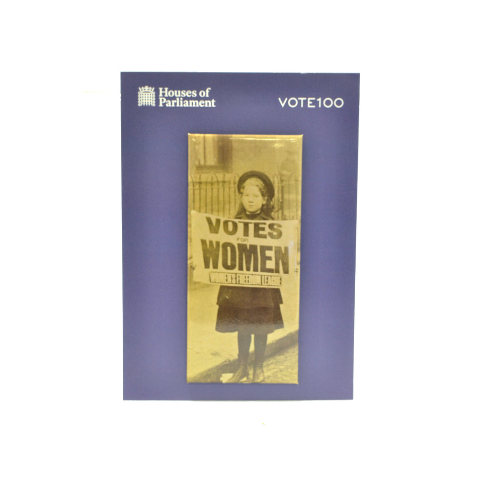 Votes for Women WFL Magnet featured image