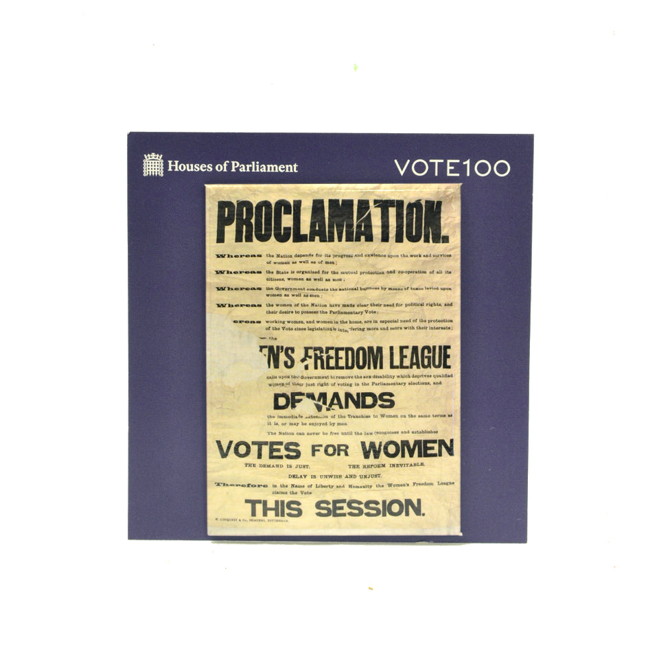 Proclamation Magnet featured image