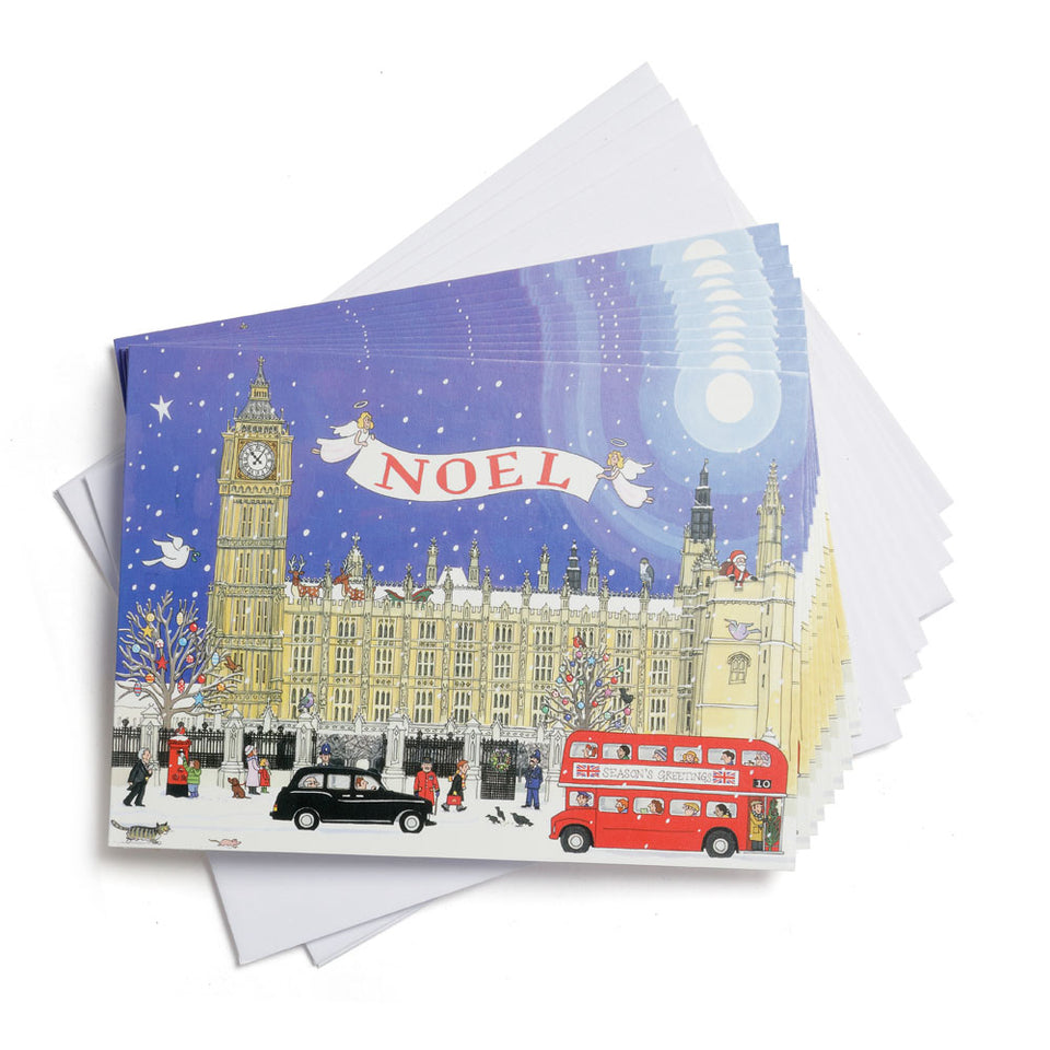 Parliament Christmas Cards - Pack of 10 featured image
