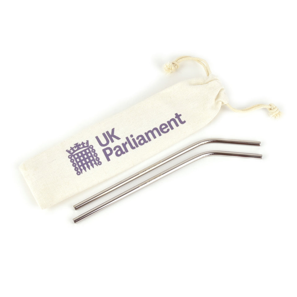 UK Parliament Reusable Straw Set featured image