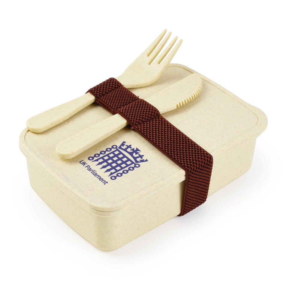 UK Parliament Bamboo Lunchbox featured image