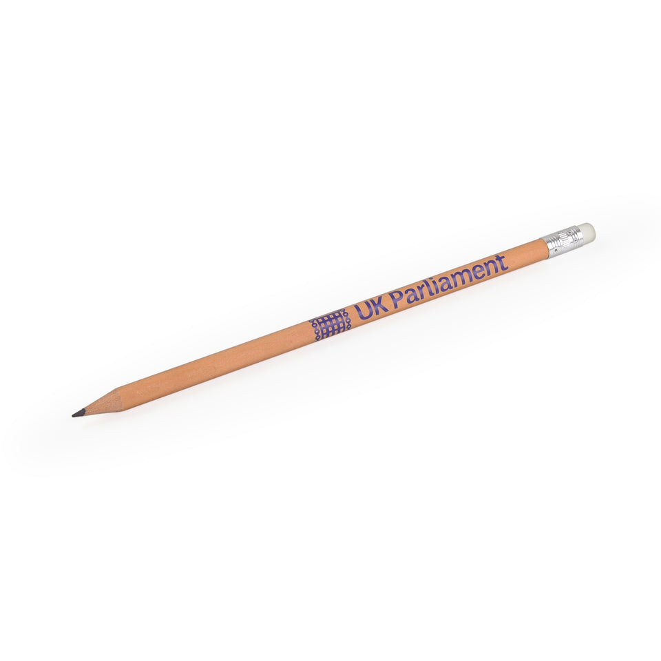 UK Parliament Wooden Pencil featured image