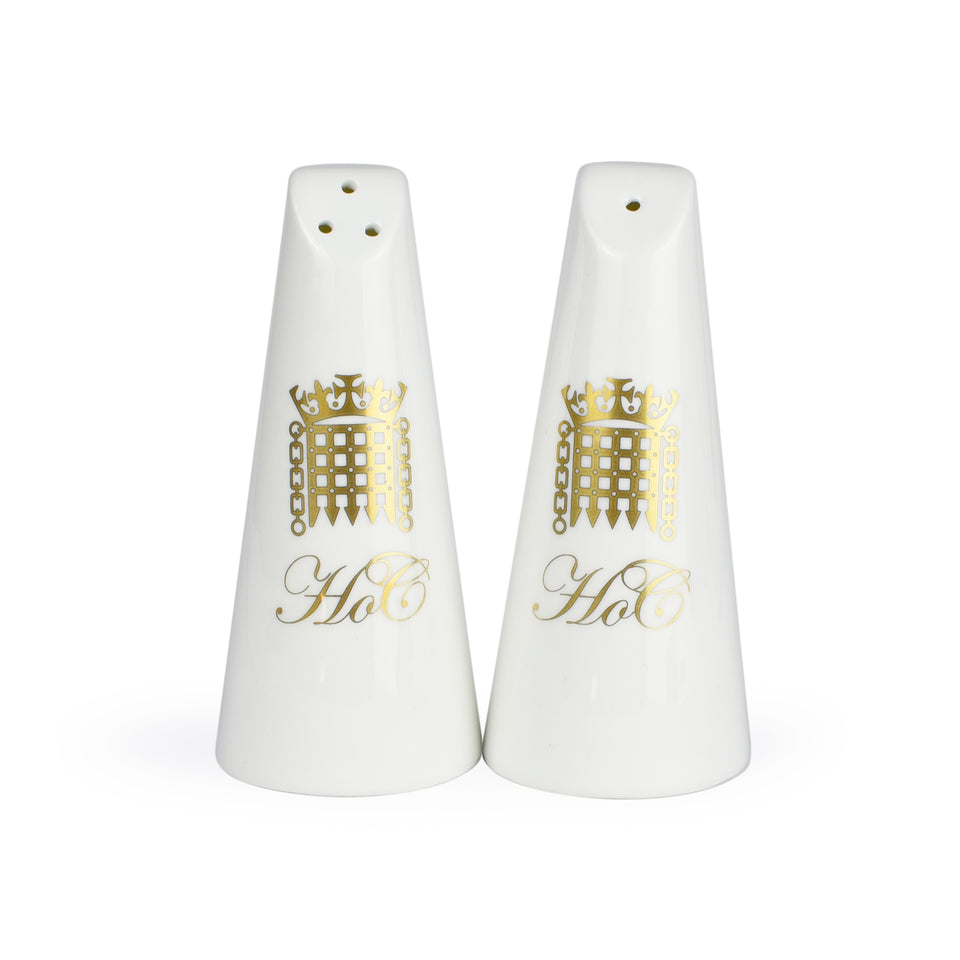 House of Commons Ceramic Salt & Pepper Shakers featured image