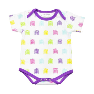 UK Parliament Portcullis Baby Bodysuit