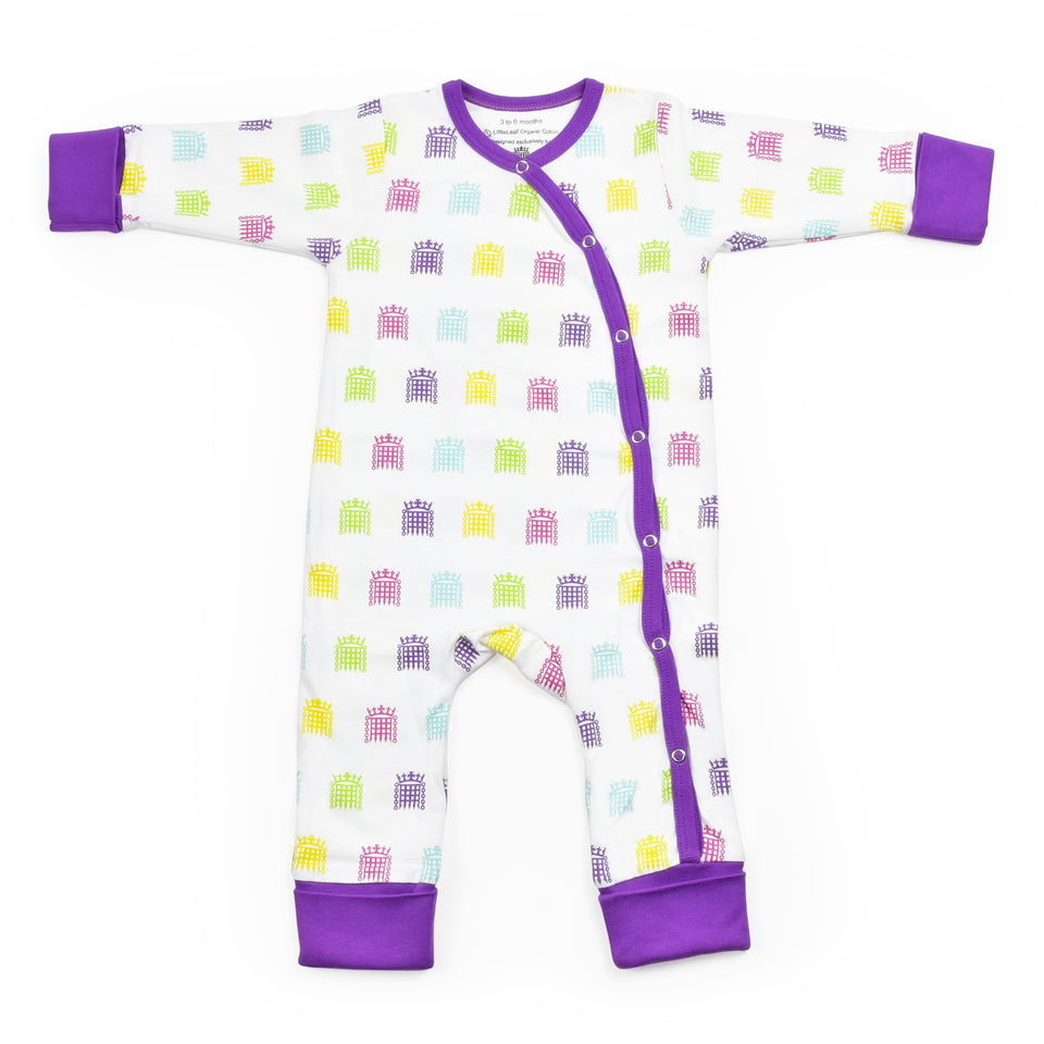 UK Parliament Portcullis Babygrow featured image