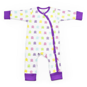 UK Parliament Portcullis Babygrow