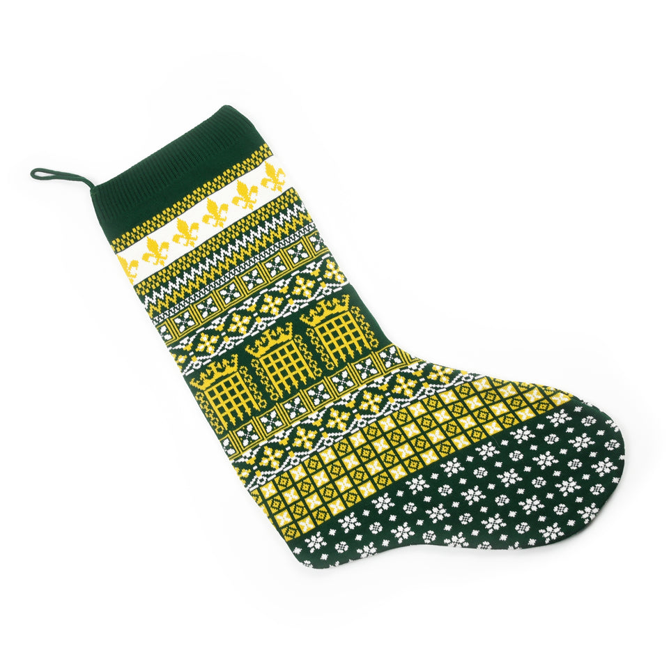 House of Commons Knitted Christmas Stocking featured image