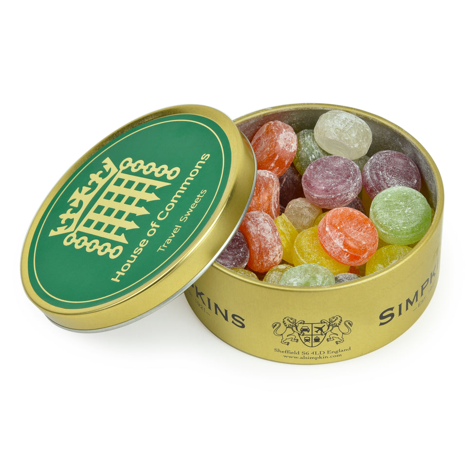 Travel Sweets in a Tin featured image