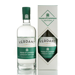 House of Commons Verdant London Dry Gin - 70cl