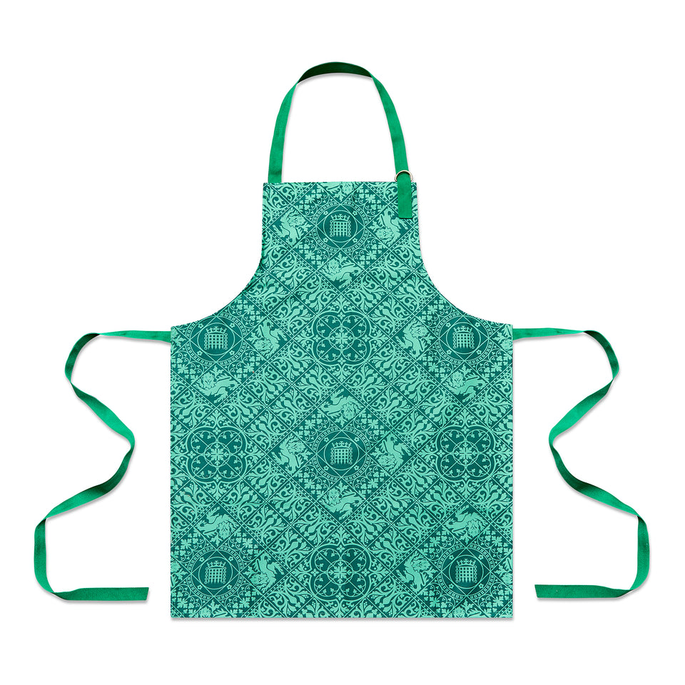 Lion Tile Apron featured image