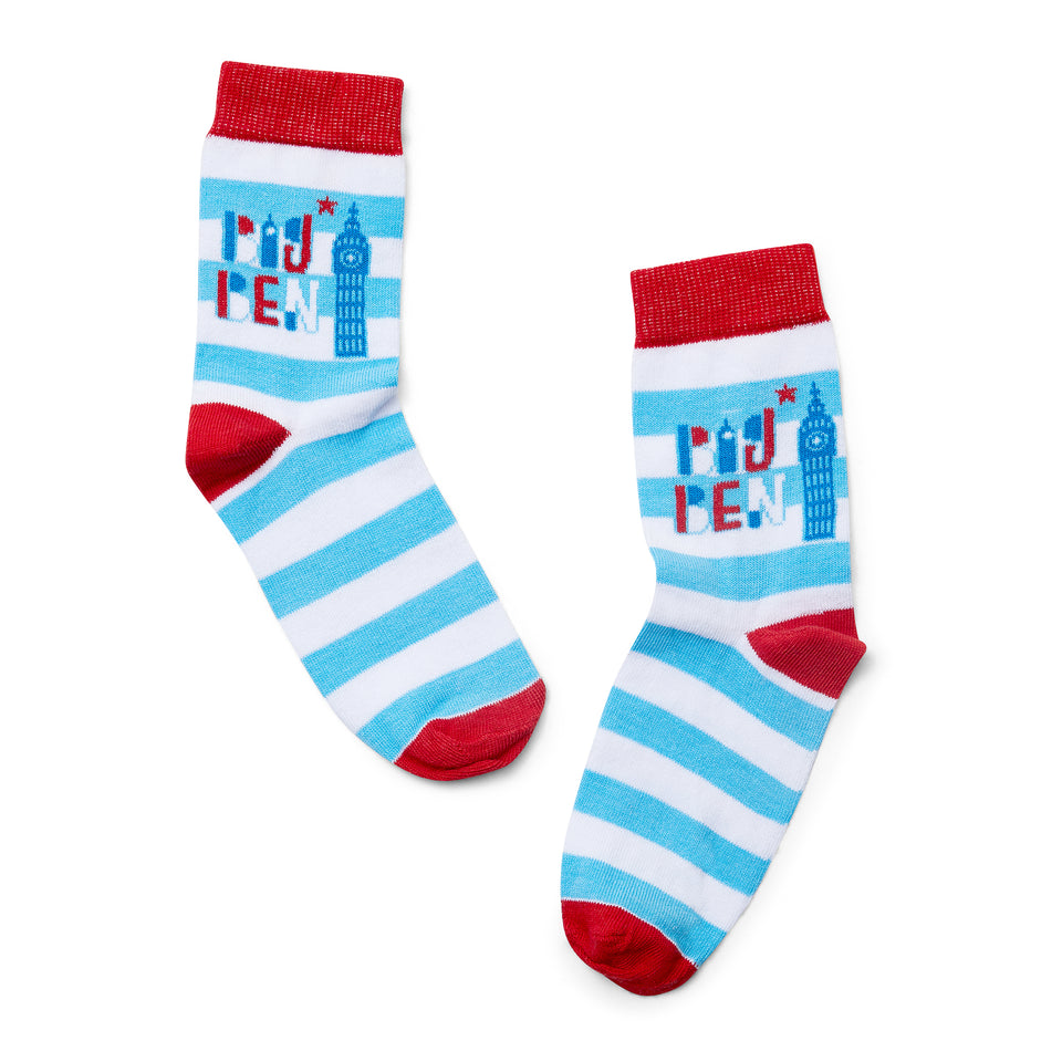 Little Big Ben Children's Socks featured image