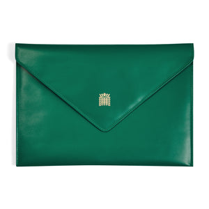 Large Padded Envelope with Silk Lining