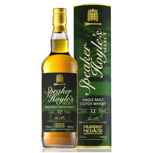 Speaker Hoyle's Select Single Malt Scotch Whisky - 70cl