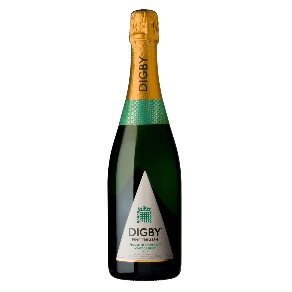 House of Commons Vintage Brut 2013 by Digby Fine English - 75cl featured image