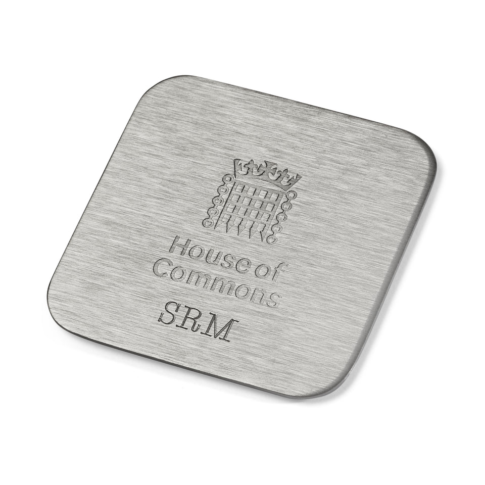 Personalised Sheffield Stainless Steel Fridge Magnet featured image