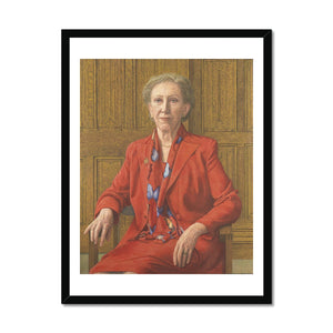 Rt. Hon Margaret Beckett MP Framed Print
