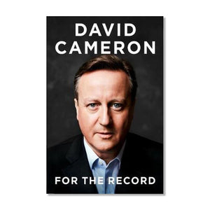 David Cameron: For the Record