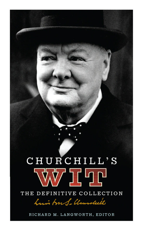 Churchill's Wit: The Definitive Collection featured image