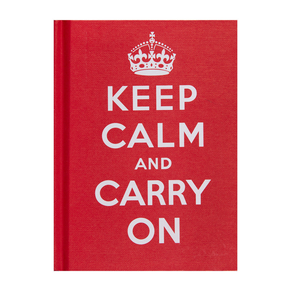 Keep Calm and Carry On: Good Advice for Hard Times featured image