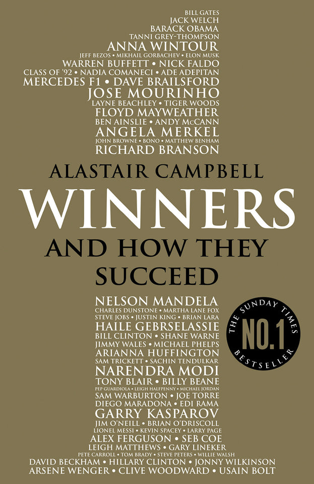 Winners: And How They Succeed featured image