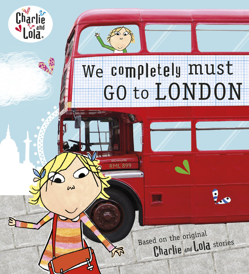 Charlie and Lola: We Completely Must Go to London featured image