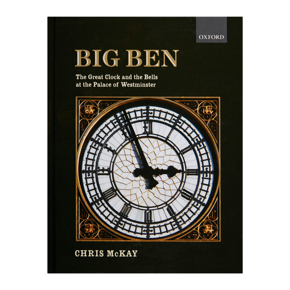Big Ben: The Great Clock and the Bells at the Palace of Westminster featured image