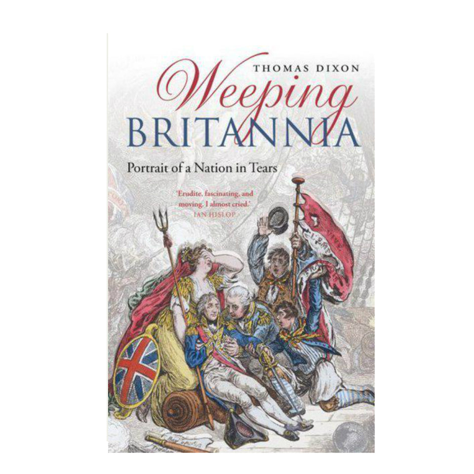 Weeping Britannia: Portrait of a Nation in Tears featured image