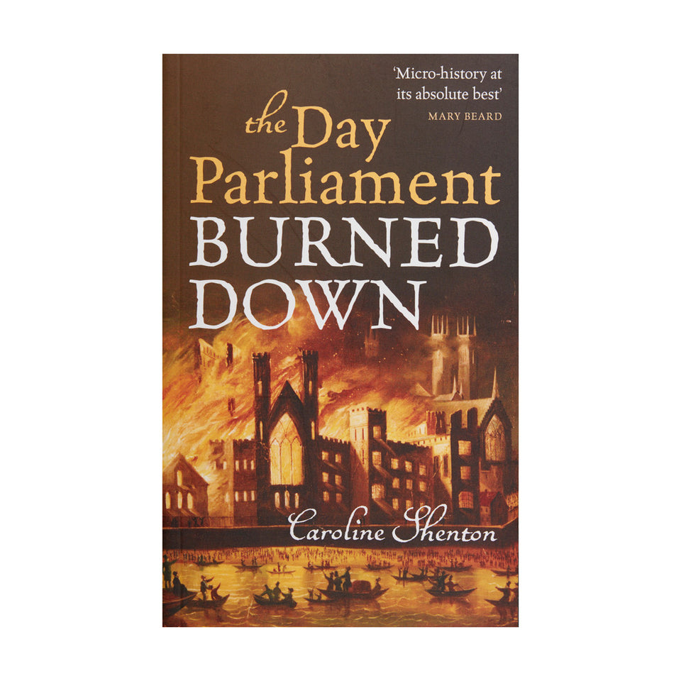 The Day Parliament Burned Down featured image
