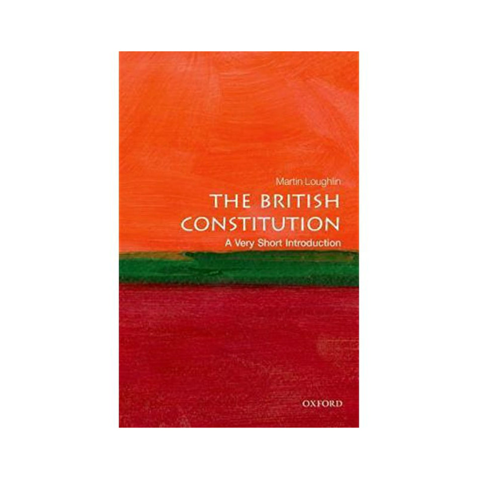 The British Constitution: A Very Short Introduction featured image