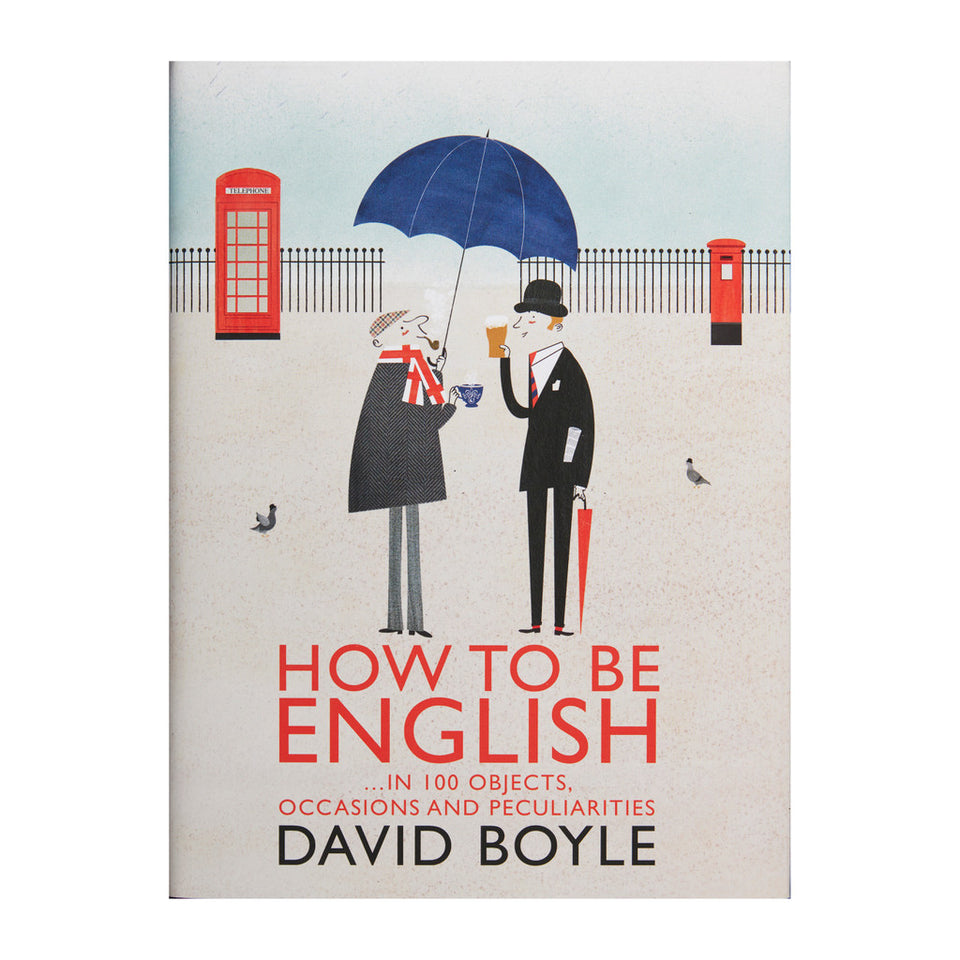 How to be English featured image