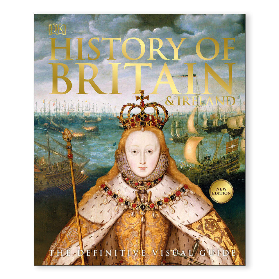 DK History of Britain & Ireland featured image