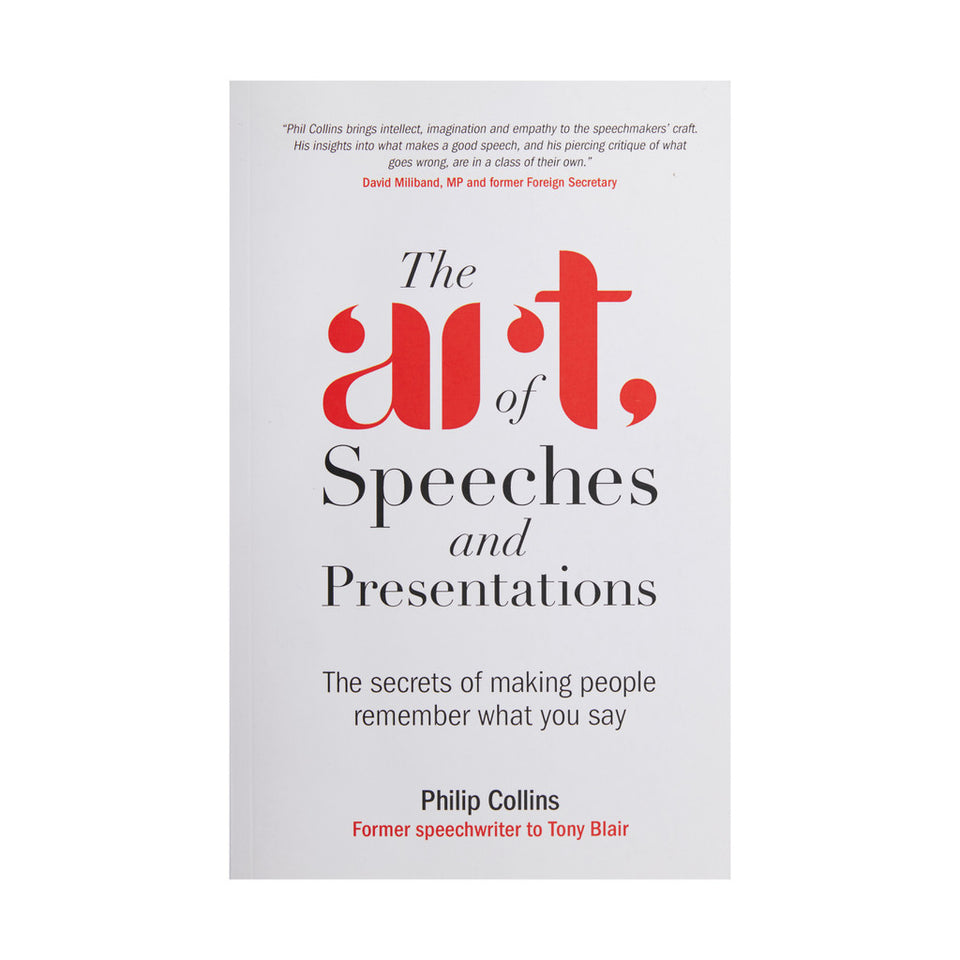 The Art of Speeches and Presentations: The Secrets of Making People Remember What You Say featured image