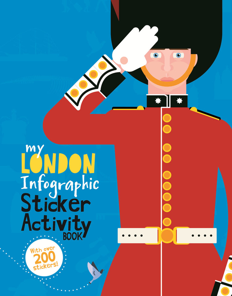 My London Sticker Activity Book featured image