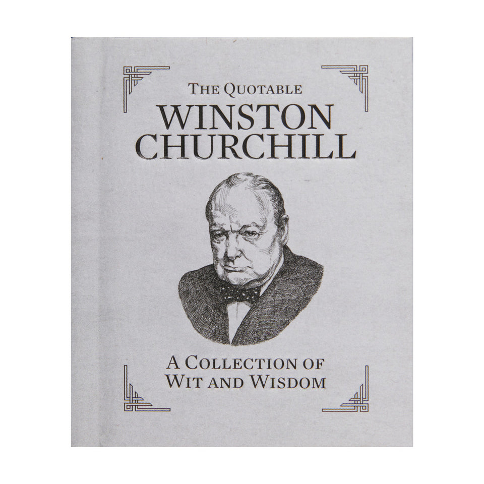 The Quotable Winston Churchill featured image