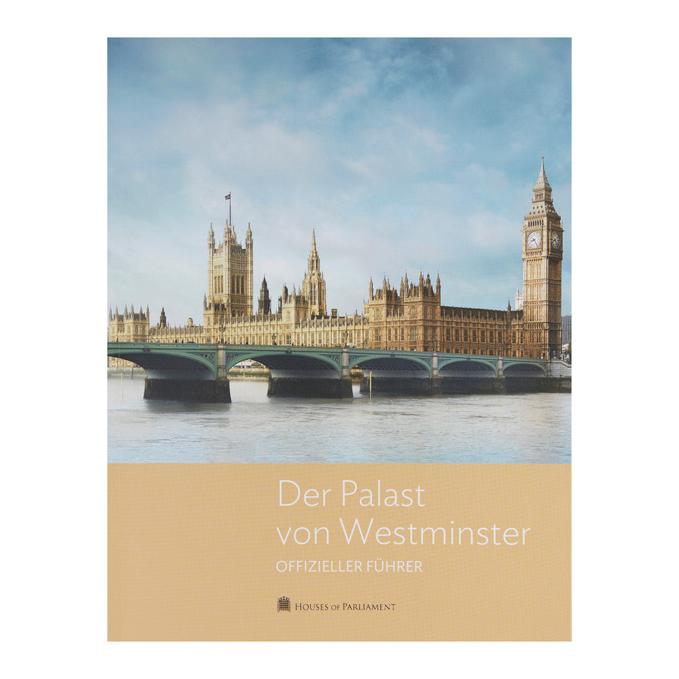 The Palace of Westminster Official Guide - German featured image