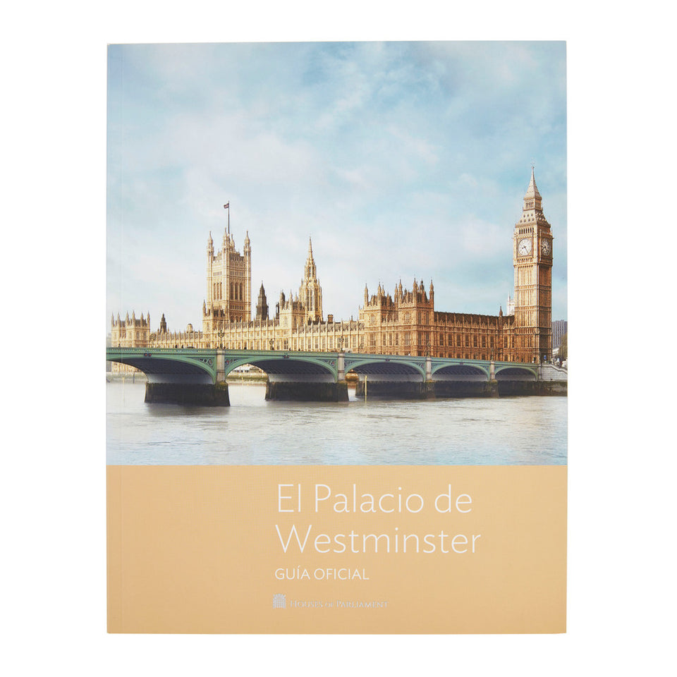 The Palace of Westminster Official Guide - Spanish featured image