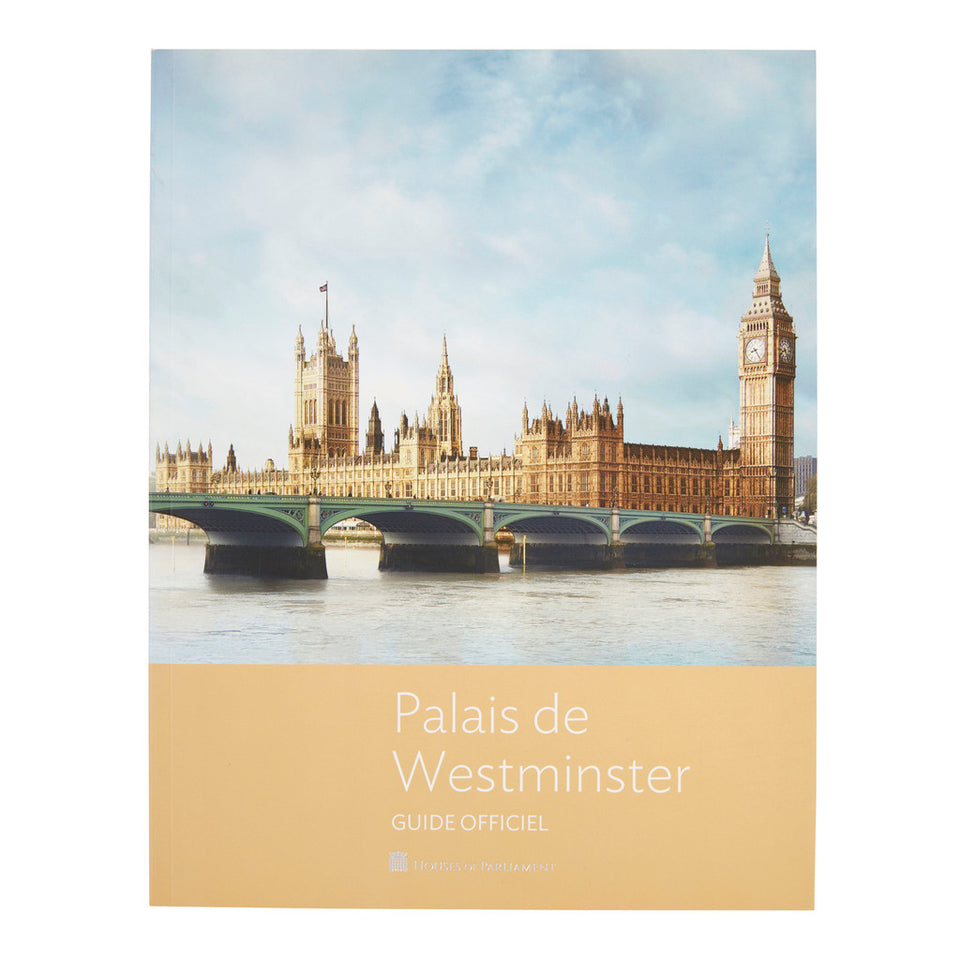 The Palace of Westminster Official Guide - French featured image